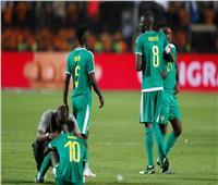 شاهد.. انهيار ماني بعد خسارة اللقب الإفريقي أمام الجزائر