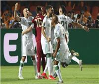 أمم إفريقيا 2019| ممر شرفي من لاعبي الجزائر لمنتخب السنغال