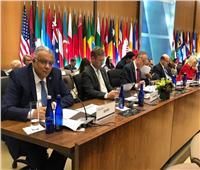 مساعد وزير الخارجية يستعرض جهود مصر لتعزيز وحماية الحريات الدينية