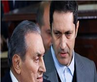 علاء مبارك يعلق على شائعة وفاة والده