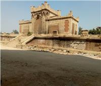 صور| محطة الملك فؤاد الأثرية تتحول لمقلب قمامة