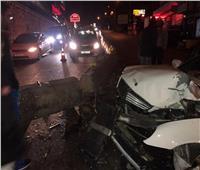 حادث مروع على طريق الأوتوستيرادوإصابة عدد من المواطنين