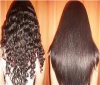 تعرف على  الوصفة المغربية لتنعيم الشعر المجعد