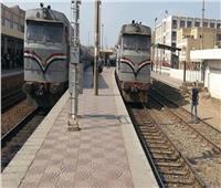 ٣٠ دقيقة تأخيرات القطارات على خط الإسكندرية.. و٢٥ بالمنصورة