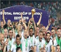 العاهل المغربي يهنئ الرئيس الجزائري بالفوز بكأس الأمم الأفريقية