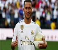 زيدان: هازارد كان يحتاج ناديا بحجم ريال مدريد