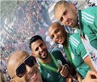 صور وفيديو| «استقبال أسطوري».. الجزائريون يحتشدون بالشوارع للاحتفاء بأبطال إفريقيا