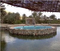 صور| جنوب سيناء تستلم «حمام موسى».. وطرحه لإحدى الشركات العالمية قريبا