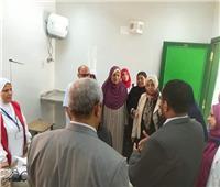 أسيوط تستقبل مساعد وزير الصحة للمبادرات الرئاسية.. ويتابع فحص أورام الثدي