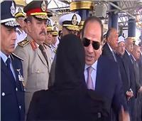 بالفيديو| والدة الشهيد عمر القاضي تكشف تفاصيل حوارها مع الرئيس السيسي