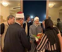 صور| مطار القاهرة يستقبل شيخ الأزهر بعد رحلة علاج بأوروبا