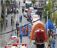 أسوأ واقعة قتل جماعي في اليابان تخلف 34 قتيلا