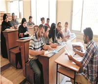 «الأخبار» داخل المدرسة التكنولوجية التطبيقية للإنتاج الحربى بالسلام