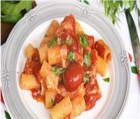 طبق اليوم.. «مكرونة سكاربييلو» على طريقة نابولي في إيطاليا