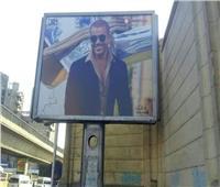 عمرو دياب يبدأ حملته الدعائية لألبوم «أنا غير»
