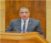 محافظ سوهاج يهنئ الرئيس السيسي بذكرى ثورة 23 يوليو