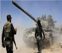 الجيش السوري يصد هجومًا لمسلحين على محور القصابية بريف إدلب الجنوبي