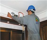 """شمال سيناء: 3082 مواطنا يستفيدون من توصيل الغاز الطبيعي عن طريق """"صندوق دعم الغاز"""""""