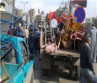 غلق ١٢٠كافتيريا ومقهي غير مرخصة بمدن الشرقية