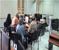 920 طالبًا يسجلون في اليوم الأول بمعامل تنسيق جامعة عين شمس