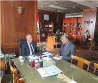 وزير الري يتابع تكليفات السيسي بإيجاد مساحات استصلاح جديدة للشباب بالصعيد