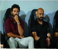 رضا شحاتة: أحيي اللاعبين على الأداء القوي وكنا نأمل المزيد
