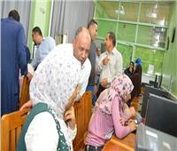 تنسيق الجامعات 2019| استمرار العمل بمعامل التنسيق الإلكتروني بعين شمس غدًا