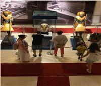 صور| إشادة بلغارية بمعرض توت عنخ آمون ومصر الفرعونية
