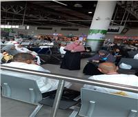 «وعاظ الأزهر» يواصلون حملاتهم داخل المطارات للتوعية بمناسك الحج