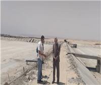محافظ أسيوط: ضرورة الانتهاء من محطة معالجة الصرف الصحي لـ«البداري وساحل سليم»