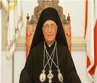 تعيين الأب بيو وكيلا لبطريركية الروم الكاثوليك