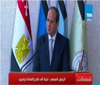 فيديو| نشأت الديهي: الرئيس السيسي حالة استثنائية في التاريخ المصري