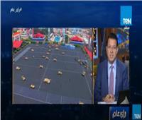 فيديو|عمرو عبدالحميد: الخرجين الجدد نالوا شرف الانضمام للقوات المسلحة