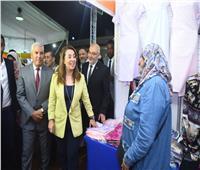بمشاركة غادة والي.. افتتاح معرض «ديارنا» في مرسى مطروح