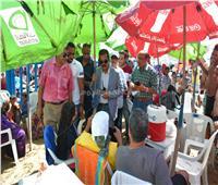 بالصور| تغريم 6 شواطئ في الإسكندرية لمخالفتها الأسعار وفرض «إكراميات»
