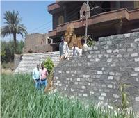 تحرير 163 محضرا متنوعا خلال حملات اليوم الواحد بـ4 مراكز في أسيوط