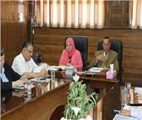 محافظ شمال سيناء يتابع الاستعدادات للعام الدراسي الجديد