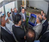 خدمة فريدة من نوعها.. أول شاشة تفاعلية لتلقي شكاوى المواطنين بالإسكندرية