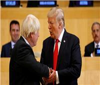 ملامحه كلها منه.. بوريس جونسون «نسخة بالكربون» من ترامب في حكم بريطانيا