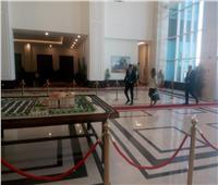 صور| الوزراء يتوافدون على مقر الحكومة الجديد في أول اجتماع بمدينة العلمين