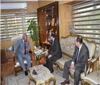 ترشيح محافظة أسوان للحصول على جائزة مصر للتميز الحكومي