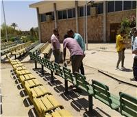 أسوان تواصل استعداداتها لاستضافة الأسبوع الأول للجامعات الأفريقية