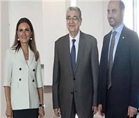 وزيرة الاستثمار: التعاون مع صندوق الاوبك لتحسين معيشة المواطنين