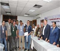 نقابة المهندسين تختتم فعاليات بطولة كأس مصر للشطرنج