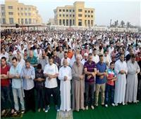 83 ساحة مفتوحة لصلاة العيد في الإسماعيلية