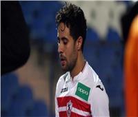 محمد إبراهيم يقترب من مصر المقاصة