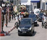فيديو| زعماء عرب وعالميون في جنازة الرئيس التونسي
