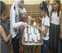 صور| برنامج للتنمية الذاتية للأطفال بفرع منظمة خريجي الأزهر بالدقهلية
