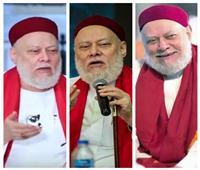 علي جمعة يكشف سر ابتسامته ودلالات «الشال الأحمر والجلباب الأبيض»