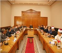 رئيس بعثة الحج يعقد اجتماعا مع الجهات المنظمة للتيسير على ضيوف الرحمن
